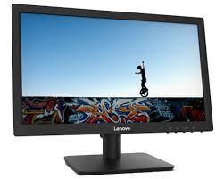 """Lenovo LED 18.5"""" D19-10 Monitor VGA HDMI Port D1910"""