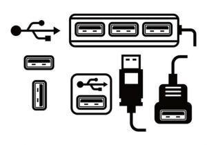 Port USB & Audio