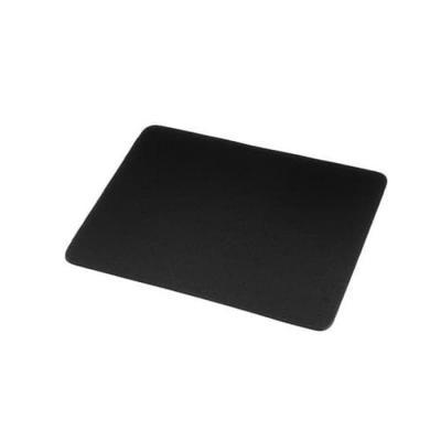 Mouse Pad Standart Black Plain Good Quality Mousepad