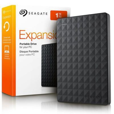 """HDD External Expansion 1TB Seagate Harddisk Eksternal 2.5"""" USB 3"""