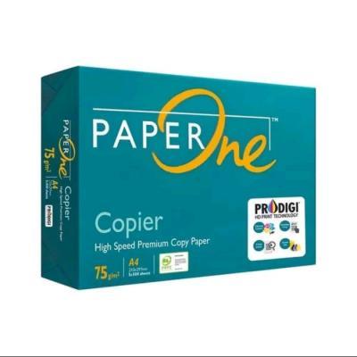 Paperone A4 75 Grams Gsm HVS Paper Photocopy Paper 75gr