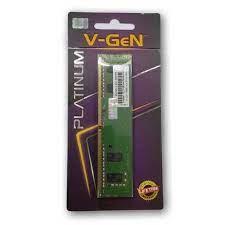 RAM PC V-GEN Platinum DDR4 8GB V GEN 2666 PC-21300 Longdimm VGEN