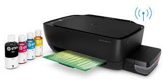 Printer HP Ink Tank 415 Infus Print Scan Copy Wireless Wifi