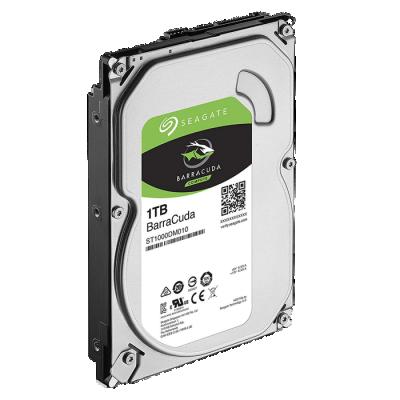 "Seagate Barracuda PC Hard Drive 1TB  Internal HDD 3.5"" SATA Slim"