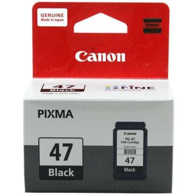 Canon Ink PG 47 Black Original PG-47 Cartridge PG47
