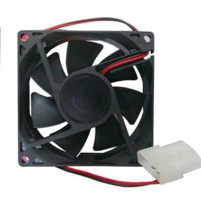 Fan Casing PC 12CM Hitam + Baut Standard