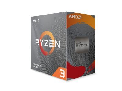 AMD Ryzen 3 3100 BOX 3.6GHz Up To 3.9GHz Processor