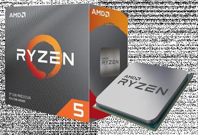 Processor AMD Ryzen 5 3500 4.1Ghz AM4 Box