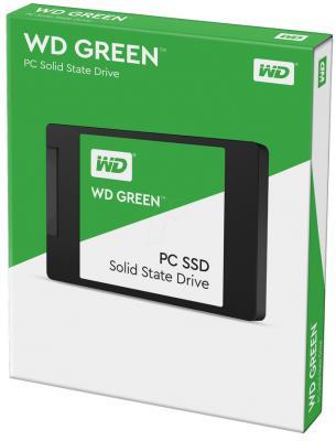 """WD SSD 120GB Green Western Digital WDC 120 GB SATA 2.5"""""""