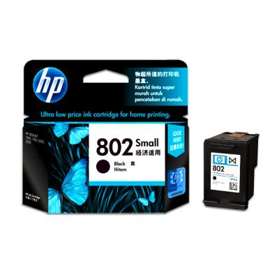 Tinta HP 802 Black Ink Cartridge Original