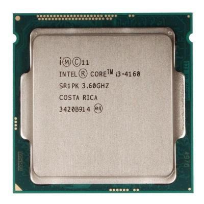Intel Core i3 4160 Tray Tanpa Fan 3.60GHZ LGA 1150