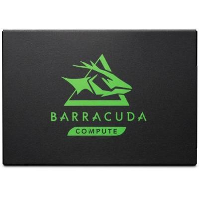 """Seagate Barracuda SSD 120 250GB Sata 3 Seagate SSD 250 GB 2.5"""""""