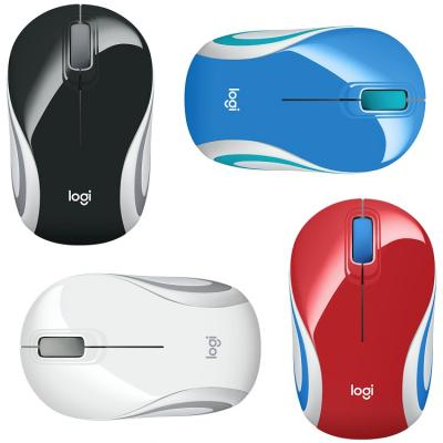 Logitech Mouse Wireless M187 Original Mouse M 187 Resmi