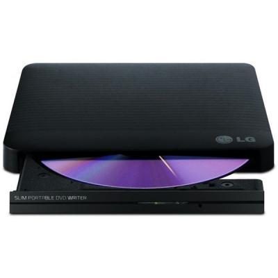 LG DVDRW External Slim 8x DVD Writer Drive USB