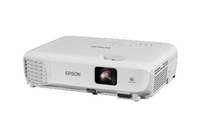 LCD Projector Proyektor Epson EB E500 E 500 Garansi Resmi