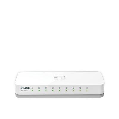 Switch 8 Port D-Link DES-1008C 10/100 Mbps