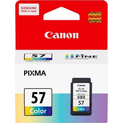 Cartridge Original Canon CL 57 Colour Tinta Printer CL57 Warna