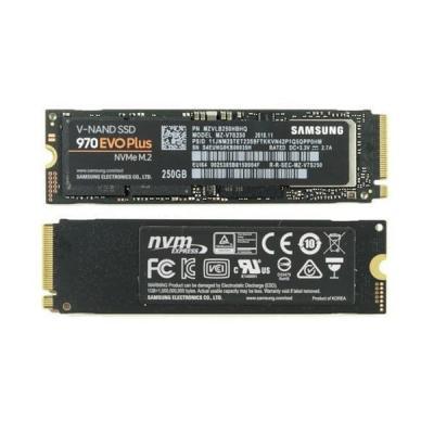 Samsung SSD 970 EVO Plus NVMe PCIe M.2 250GB