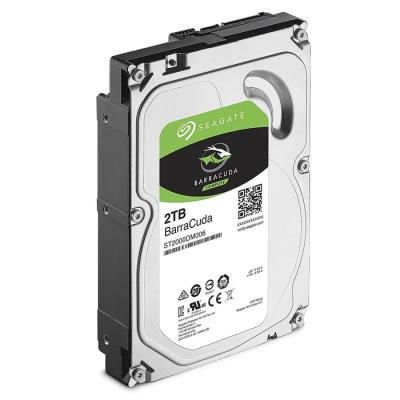 """Harddisk Seagate Barracuda HDD Internal PC 2TB SATA 3.5"""" Resmi"""