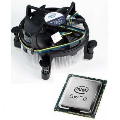Intel Core i3 4160 Tray + Fan Processor Socket 1150