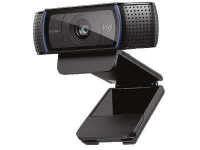 Webcam Logitech C920 Full HD 1080P Resmi