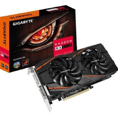 Gigabyte VGA Radeon RX 570 Gaming 8GB GDDR5 RX570