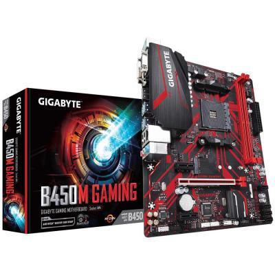 Gigabyte B450M GAMING Motherboard AMD AM4 Socket Ryzen
