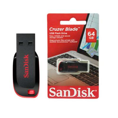 UFD Sandisk Flash Disk 64GB CZ50 USB 2.0 Flashdisk