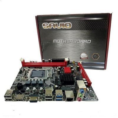 Mainboard Savio H81V1 LGA 1150 DDR3