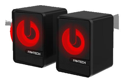 Fantech Speaker Portable Beat GS203 RGB