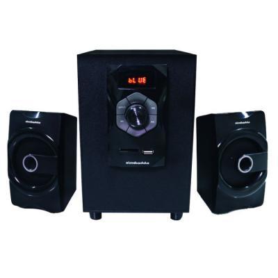 Speaker Simbadda CST 2100N+ Plus Music Player Bluetooth USB AUX