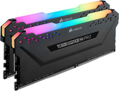 RAM Corsair Vengeance RGB PRO 32GB (2x16GB) DDR4 3200MHz C16 CMW