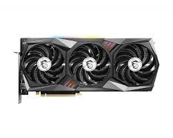 VGA MSI NVIDIA GeForce RTX™ 3070 GAMING X TRIO 8GB GDDR6 Triple