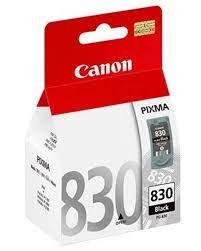 Cartridge Original Canon PG-830 PG830 Black Tinta Printer Canon