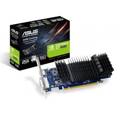 VGA ASUS GeForce GT1030 Silent 2GB GDDR5 GT 1030 NVIDIA RESMI