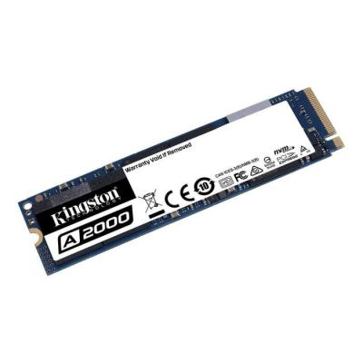Kingston A2000 SSD Internal 500GB M.2 NVMe 2280