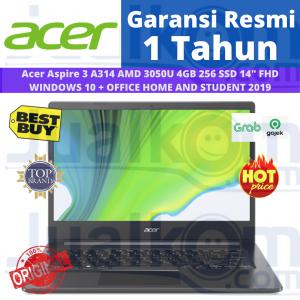 """Acer Aspire 3 A314 22 4GB 256GB 14"""" FHD W10 + OHS"""