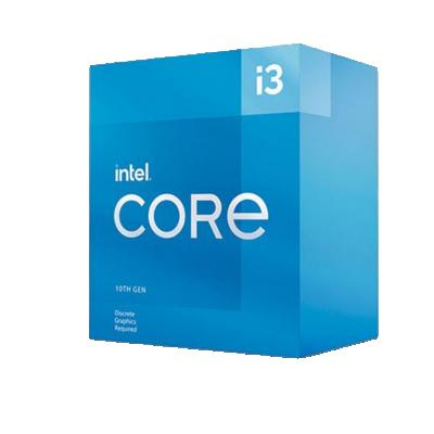 Intel Core i3-10105 4 Cores 8 Threads 4.3Ghz Comet Lake Processo